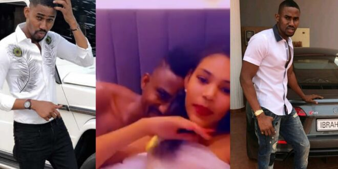 'I have a lot of girls who offer me sex for free without caring about their boyfriends'- Ibrah One 1