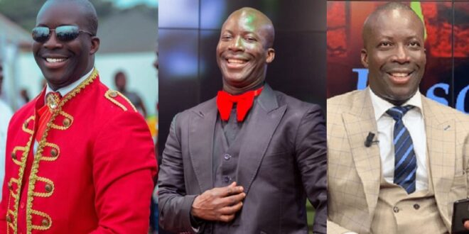 """""""I have more than 70 suits, the least one cost more than Ghc 6000""""- Kumchacha (video) 1"""