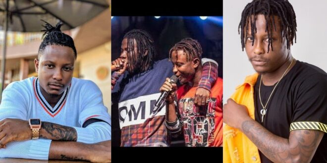 'I made more money and fame from my beef with Stonebwoy'- Kelvyn Boy 1