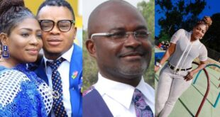 'I saw Obinim's wife in town and nothing show she was a pastor's wife'- Kennedy Agyapong 16