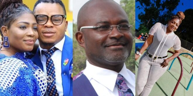 'I saw Obinim's wife in town and nothing show she was a pastor's wife'- Kennedy Agyapong 1