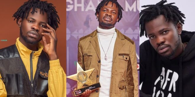 'I will win Grammy for Ghana with my Twi songs'- Fameye 1