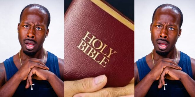 'If anyone tells you the Bible will lead you to heaven, that person is a thief'- pastor reveals 1