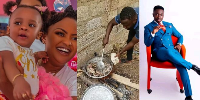 In 2019, this Prophet said Baby Maxin will D!e, 2 years on see what he was spotted doing. (photos) 1