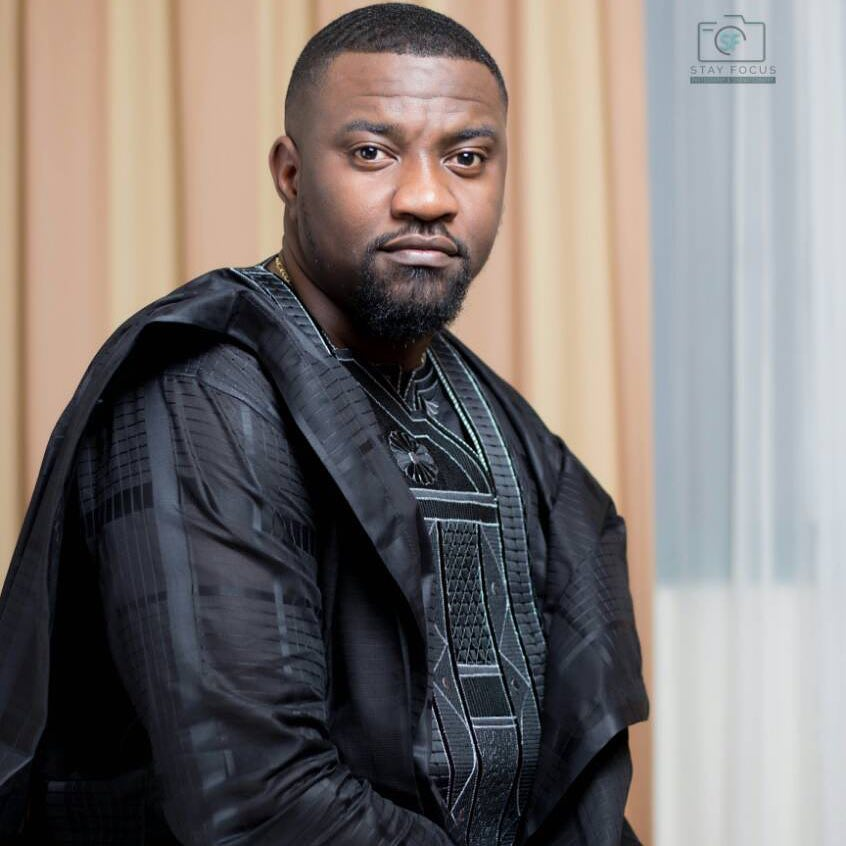 'To make things work, you need risk, vision, and wisdom' – John Dumelo advises 2