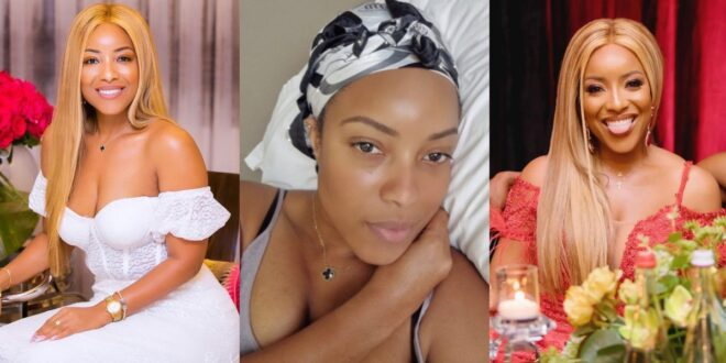 Joselyn Dumas pretty face without makeups goes viral online 1