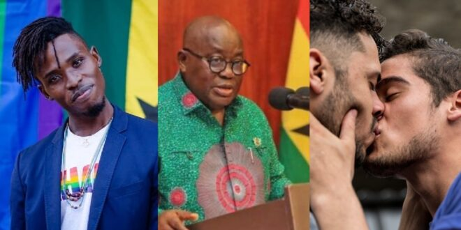 'We had hope that Akufo-Addo will consider us but we are now in danger'- LGBTQ director in Ghana 1