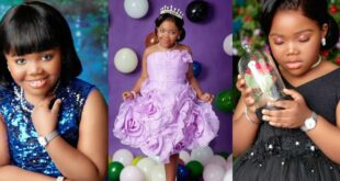See pictures of Lawrensa, 7-year-old daughter of Rev Obofour (photos) 6