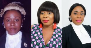 'I have a problem, I am only attracted to married men'- Lawyer, Mary Ohenewah Afful. 21