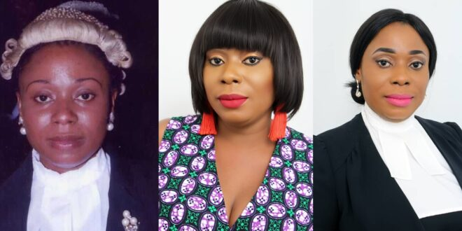 'I have a problem, I am only attracted to married men'- Lawyer, Mary Ohenewah Afful. 1