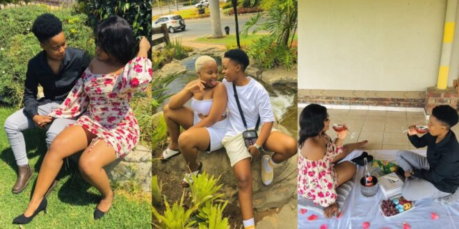 Lesbian Couple wins the hearts of social media after they posted these photos 1