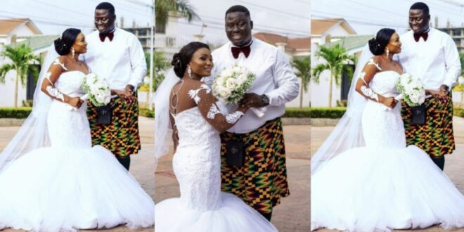 Man storms his own wedding wearing skirts like Osebo (photos) 1