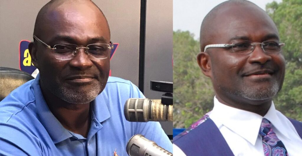 """Marry your Jobs before your wife, if not if you go broke she will leave you""- Kennedy Agyapong. 2"