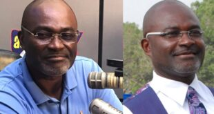 """""""Marry your Jobs before your wife, if not if you go broke she will leave you""""- Kennedy Agyapong. 69"""