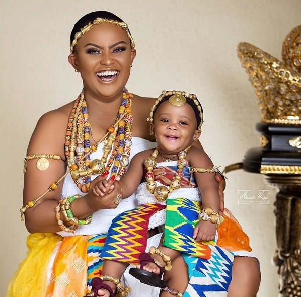 'Nana Ama Mcbrown is a free person and loves everybody' 2
