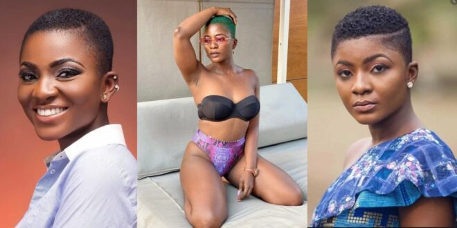 Ahoufe Patri gives fans a free show as she stuns in B!k!n! photos. 1