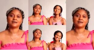 """""""Men cheat on the women they love, but a woman only cheat when she falls out of love""""- Mother advises daughter 10"""