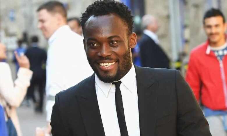 Over 500k Ghanaians Unfollow Michael Essien After Supporting LGBT