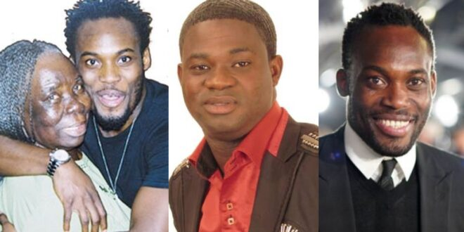 'Micheal Essien is not an LGBTQ member because he and his mother go to SDA'- Great Ampong. 1