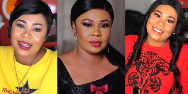 My Marriage Was Hell, So I Had A Big Party The Day I Divorced My Husband – Kumawood Actress Afia Atopa 1