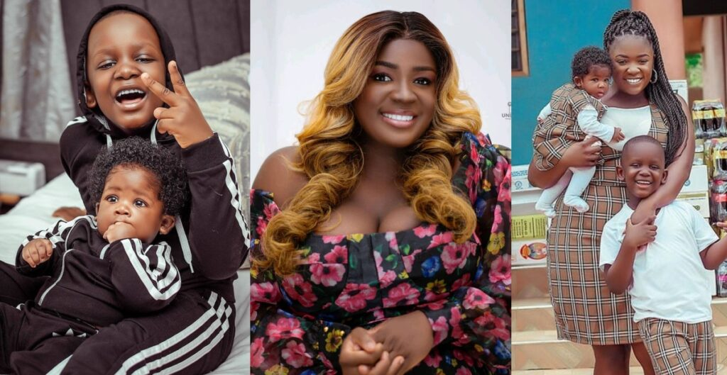 """""""Don't do Abortion, and also don't wait to have money before giving birth""""- Tracey Boakye advises. 2"""