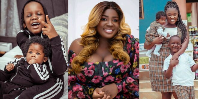 """""""Don't do Abortion, and also don't wait to have money before giving birth""""- Tracey Boakye advises. 1"""