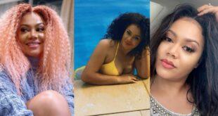 Nadia Buari shares Bikini photos of herself on social media 56