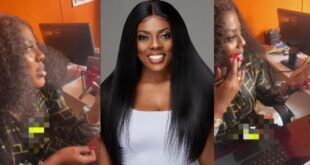 Nana Aba Anamoah regrets after she was given lotto numbers which won but she refused to stake. 7