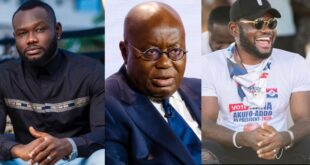 """""""Nana Addo Taxing Ghanaians for Free water and Electricity makes me look Mindless for supporting him"""" Prince David Osei 8"""