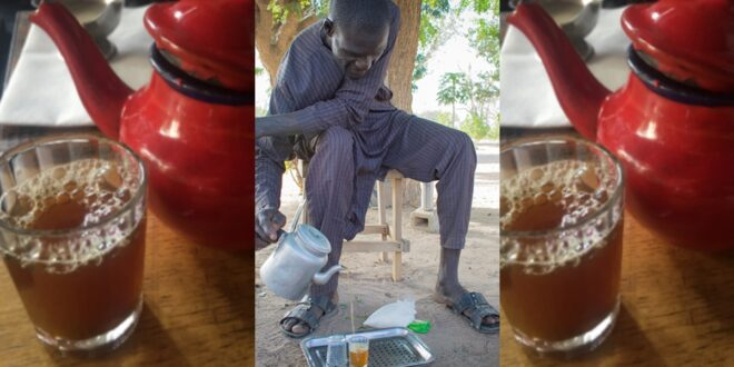 National security warns the general public on Ataya Consumption in Ghana. 1
