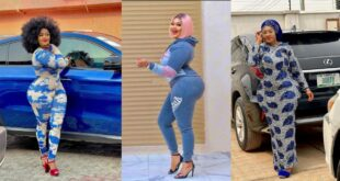 Photos of  Omobutty The Nigerian Actress with heavy curves. 5