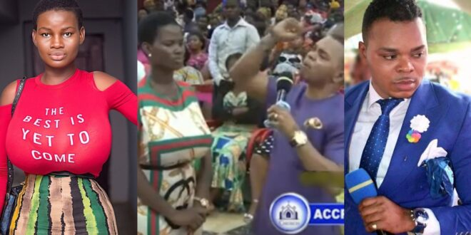 'Obinim's fake Deliverance has caused more harm than good in my life'- Pamela Odame 1
