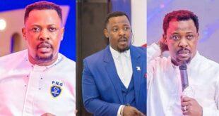 """Pastors should find work to do and stop depending on church members""- Prophet Nigel Gaissie 9"