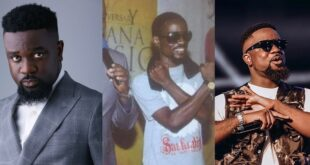 "Picture of Sarkodie addressed as ""and co"" when he was poor goes viral 10"