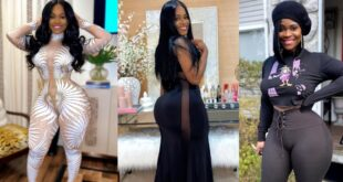Pictures of Gigi Empress as she showcases her perfect shape and form on Instagram (photos) 54