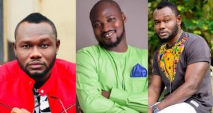 'Even though Funny Face Insulted me, I am happy he got the help he needed'- Prince David Osei 9