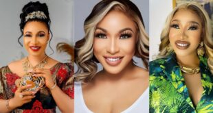 """""""Relationships nowadays are full-time investments""""- Tonto Dikeh 4"""