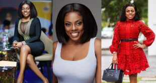 See Hot Pictures of Nana Aba Anamoah that shows she is a Journalist with class (photos) 12