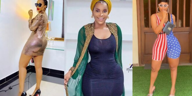 See all the 3 times Benedicta Gafah was spotted wearing hip pads (photos) 1