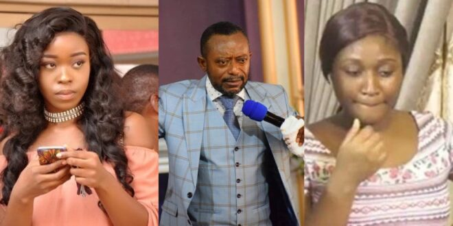 See beautiful pictures of Rev Owusu Bempah's daughters (photos) 1