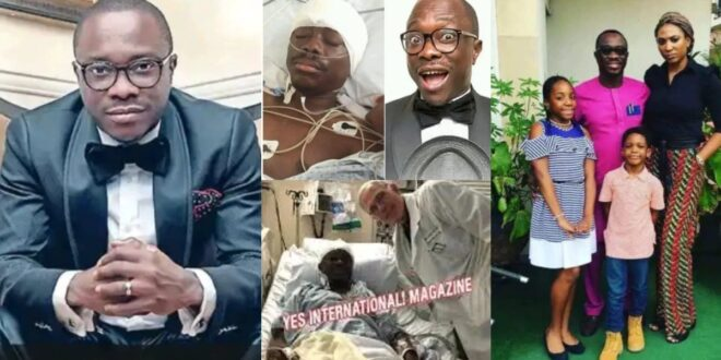 See current pictures of the man who died and woke up on his way to the mortuary. 1