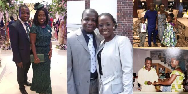 See pictures of Diana Hamilton and her husband after 16 years of marriage (photos) 1