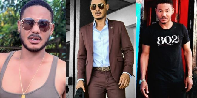 See recent pictures of handsome actor Frank Artus (photos) 1