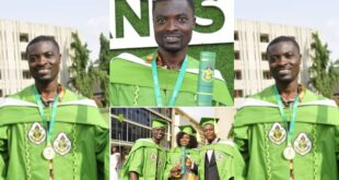 Shoeshine boy goes viral after completing KNUST with his shoeshine money (photos) 19