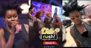 Social Media reacts to Fatima's newfound talent on Daterush. 3