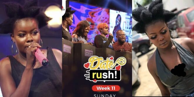 Social Media reacts to Fatima's newfound talent on Daterush. 1