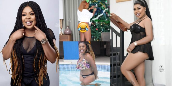 Some inappropriate pictures of Afia Schwarzenegger that shows she is a bad role model (photos) 1
