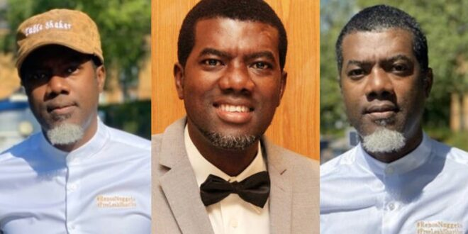 """""""Taking care of a woman you are just dating is F0olishness""""- Reno Omokri 1"""