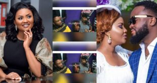 Video of Nana Ama Mcbrown warning her husband not to cheat goes viral online 17