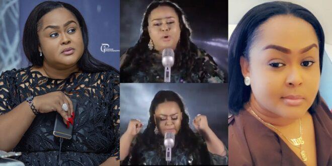 Vivian Jill surprises Ghanaians as she releases her first song (video) 1